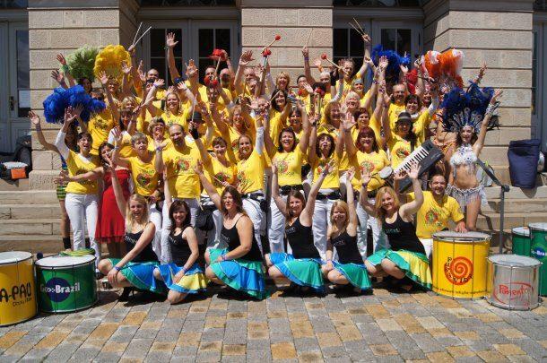 Uniao do Samba, Sambafestival Coburg