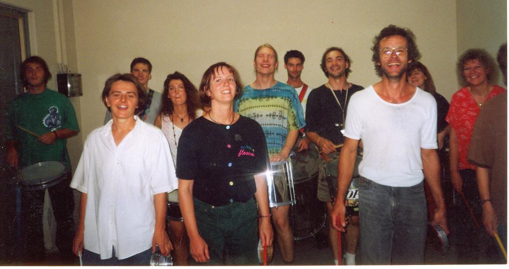 1994_Pica-Pau_Aichach_Übungsraum-Juze