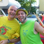 Uniao do Samba und Bloco Suicida