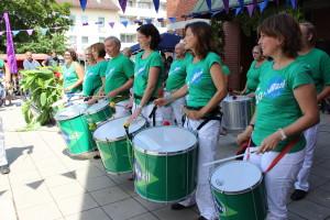 Go>>Brazil beim Sommerfest der Dankeskirche München/ Milbertshofen