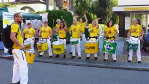Uniao do Samba, Stadtfest Gräfelfing