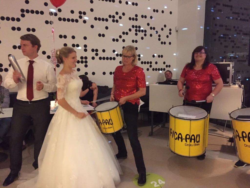 2015-10-02 Pica-Pau Hochzeit bei Sandra Fiebig (2)