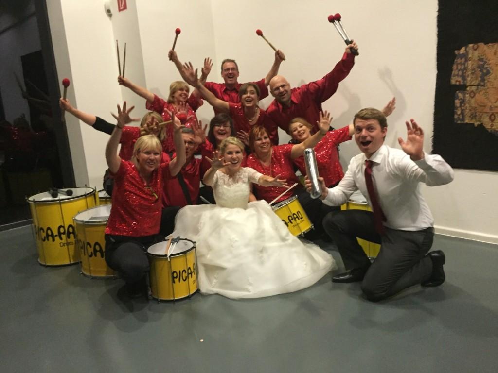2015-10-02 Pica-Pau Hochzeit bei Sandra Fiebig (3)