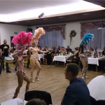 Pica-Pau und Fuego Dance Company Hochzeitsfest Biburg