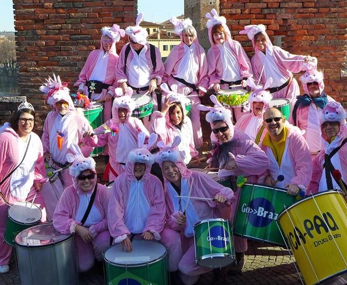 Uniao do Samba Verona Karneval