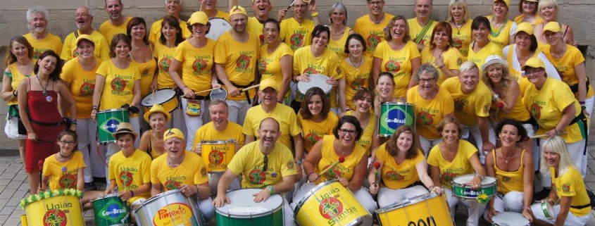 Uniao do Samba - Internationales Sambafestival Coburg