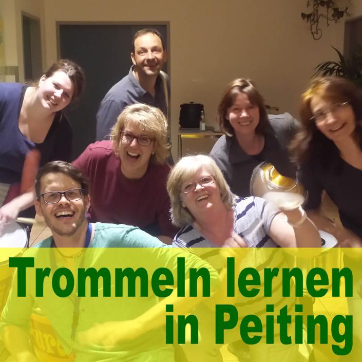 Trommeln lernen in Dillingen bei Pimento+