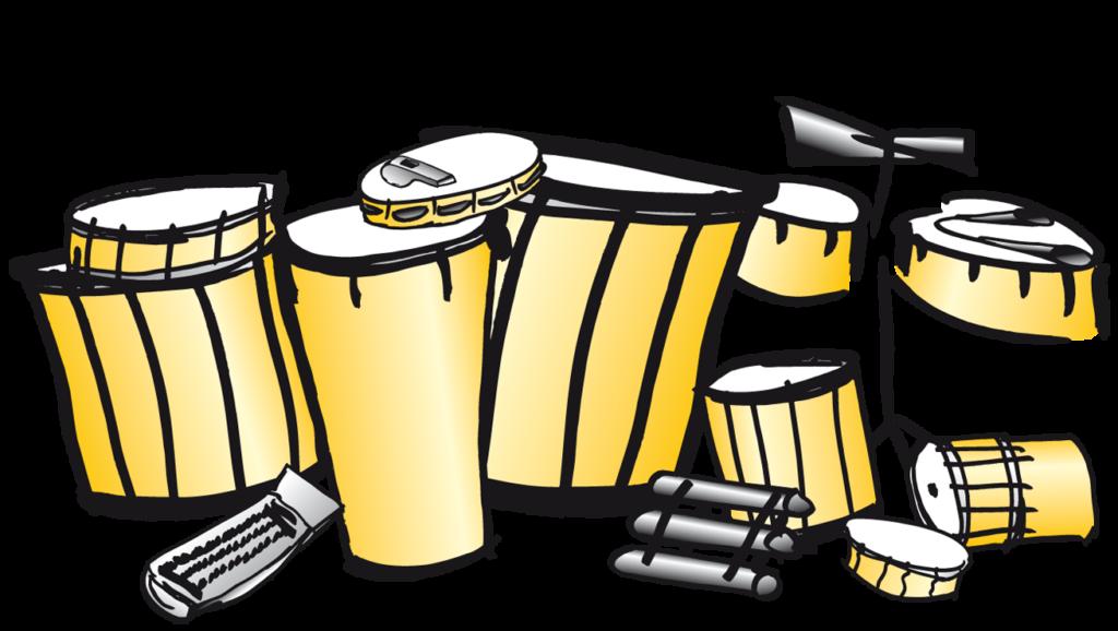 Sambainstrumente überblick