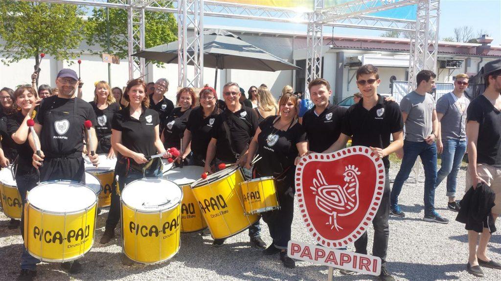 Pica-Pau Street Food Market Papapiri +
