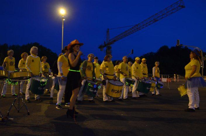 Samba de Luxe, Luxemburg 2016, Uniao do Samba