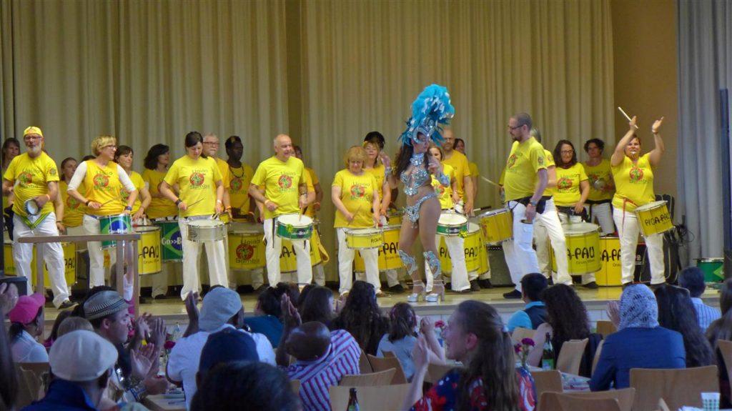 Uniao do Samba Kulturfestival 2016 Mering