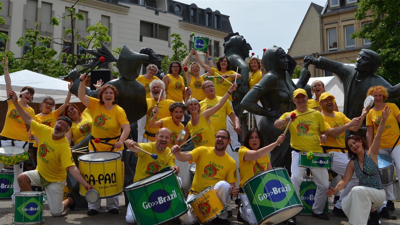 Uniao do Samba - Luxemburg - Samba de Luxe 2016