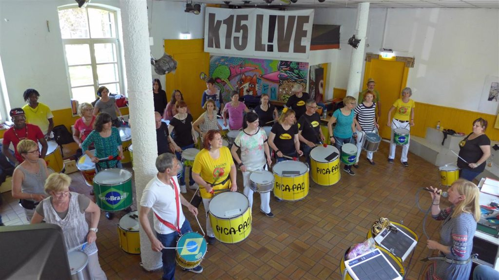 Uniao do Samba Probe Juze K15