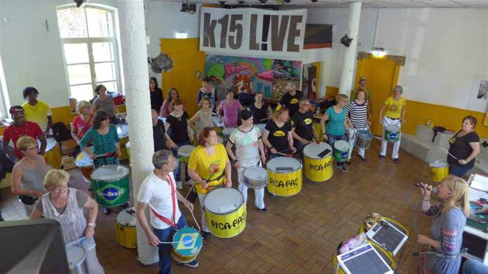 Uniao do Samba Probe Juze K15