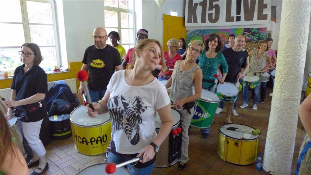 Uniao do Samba Probe Juze K15 (4) +