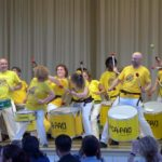 Uniao do Samba, internationales Kulturfestival Mering (+