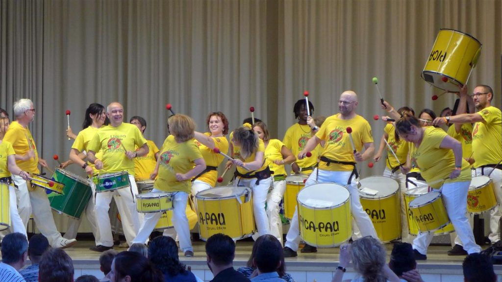 Uniao do Samba, internationales Kulturfestival Mering (+