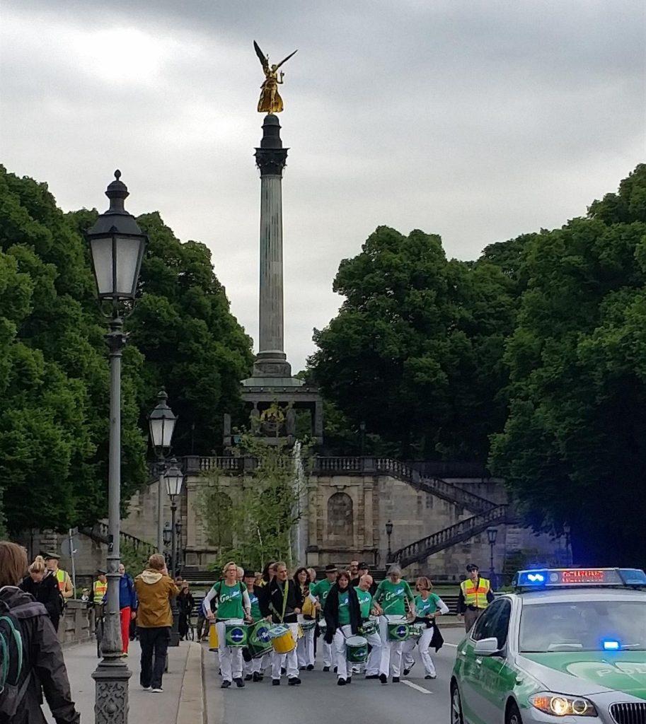 Go-Brazil Wanderbaumallee München