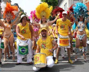 Sambafestival Coburg - Uniao do Samba