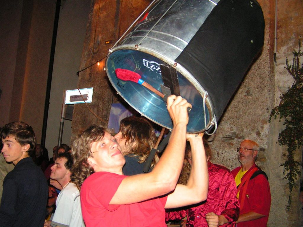 Uniao do Samba beim Traubenfest Festa dell Uva in Verla 2006