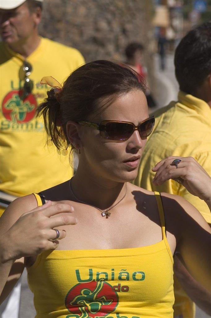 Uniao do Samba beim Traubenfest Festa dell Uva in Verla 2007