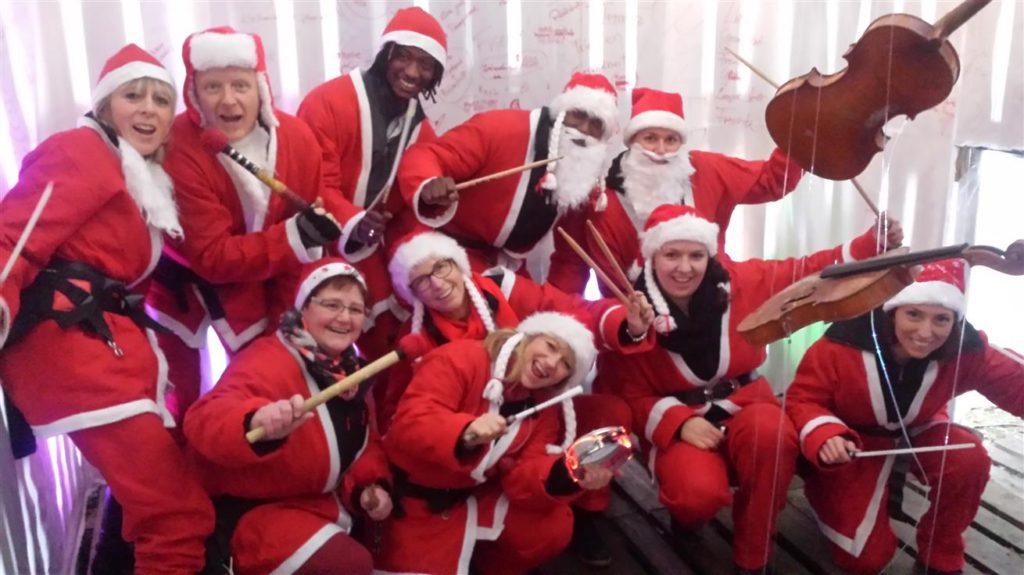 Pimento Weihnachtswelt Birkenried mit Geigen