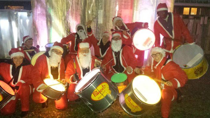 Pimento Weihnachtswelt Birkenried Leuchttrommeln