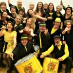 Uniao do Samba Generalprobe für Russland