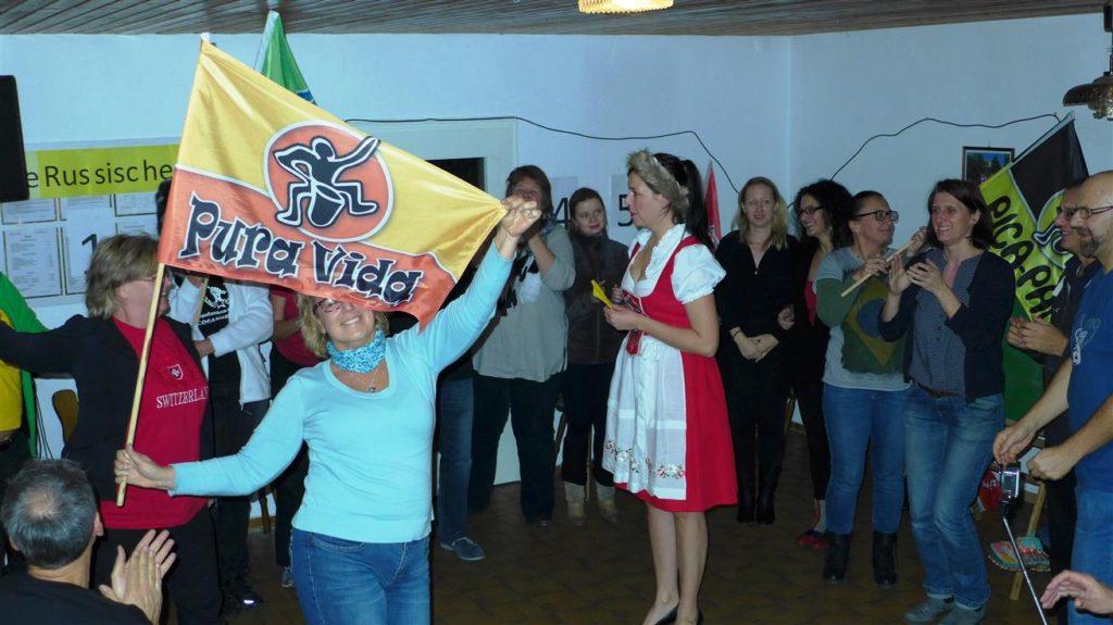 Uniao do Samba Herbstfest Die Russische Rulette