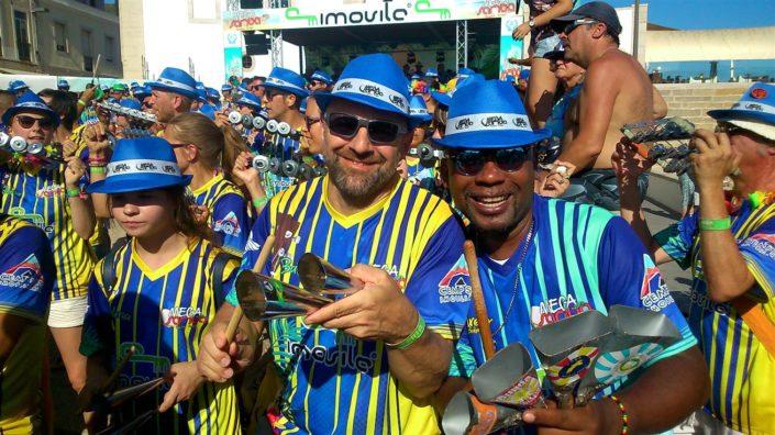 Uniao do Samba Megasamba Sesimbra Portugal