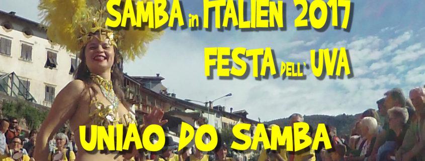 Uniao do Samba Weinfest Verla 2017