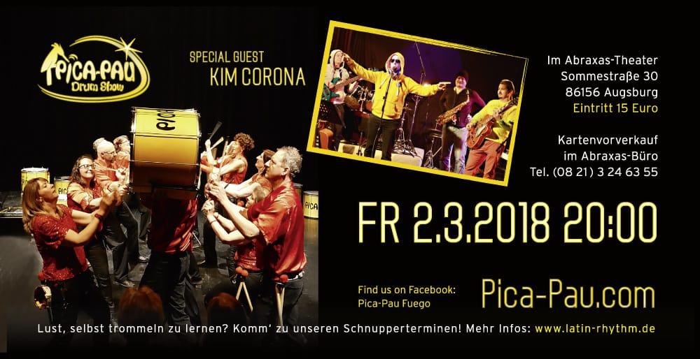 Samba No1 Pica-Pau Augsburg Abraxas