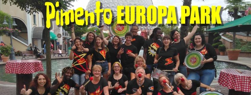 Pimento im Europapark Sommernachtsparty