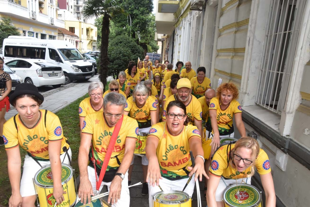 Uniao do Samba in Batumi