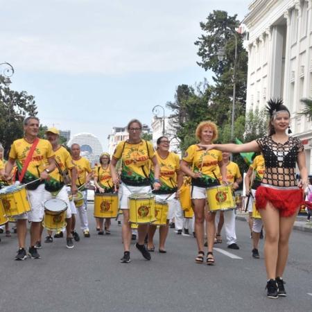 Uniao do Samba in Batumi