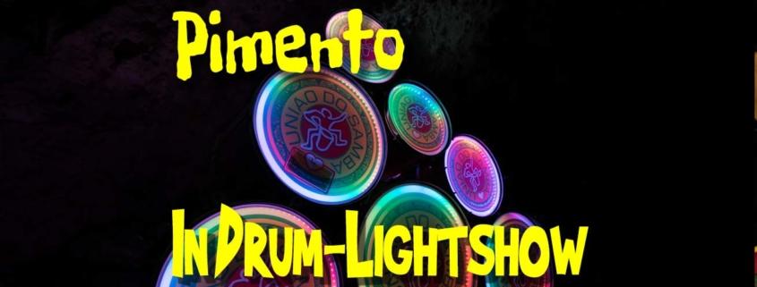 Neue Lichtershow von Pimento