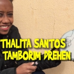 Thalita Santos Tamborim Drehtechnik Mallorca