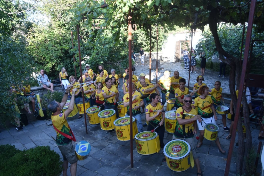 Uniao do Samba Plovdiv Bulgarien