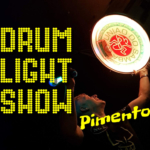 DRUM LIGHT SHOW 2019 Pimento