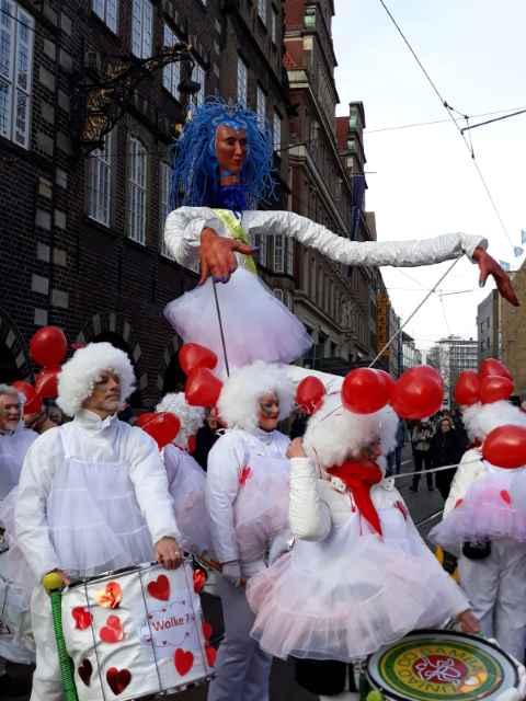 Karneval Bremen Uniao do Samba
