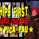 Hips First Dance Challenge Pica-Pau