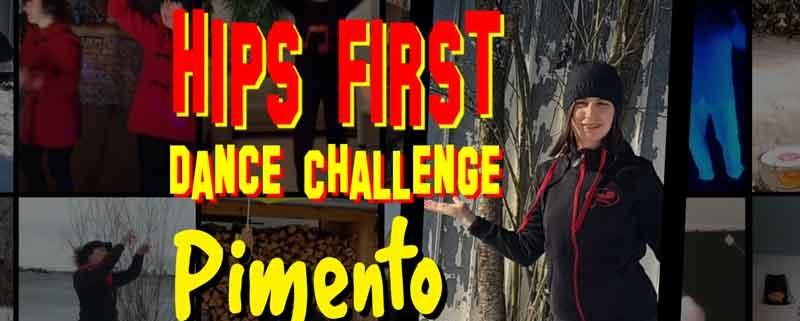 Pimento Samba, Hips First